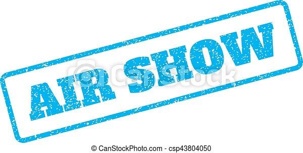 selo borracha, espetáculo ar - csp43804050