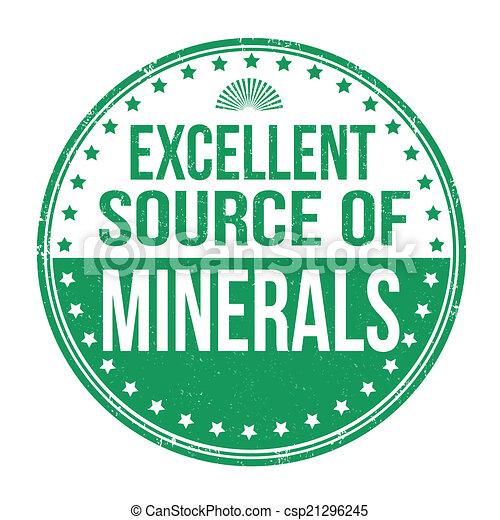 selo, fonte, minerais, excelente - csp21296245
