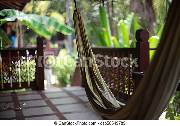 Selva Hamaca Chalet Terraza