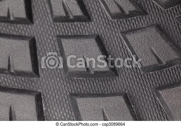 semelle, sport, chaussure - csp3089664