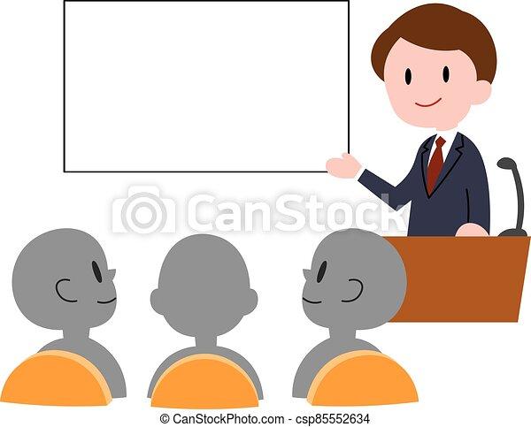 seminar. - csp85552634