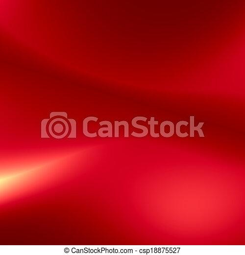 Semplice Astratto Sfondo Rosso Onde Blurry Semplice Astratto