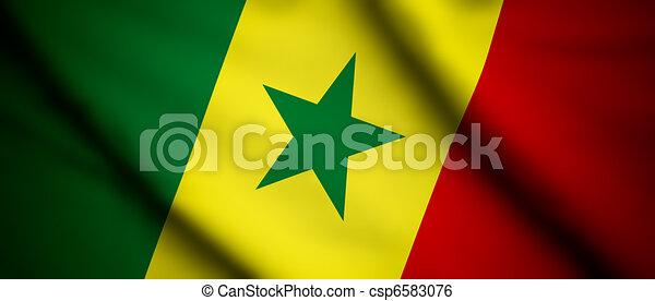 Senegal - csp6583076