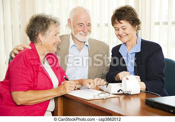 Senior Business - Finance - csp3862012