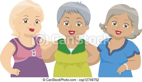 gamle damer cartoon sex