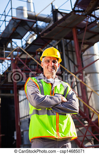 senior engineer in oil and chemical plant - csp14685071