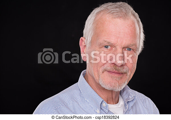 Senior portrait - csp18392824
