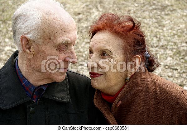Seniors - csp0683581