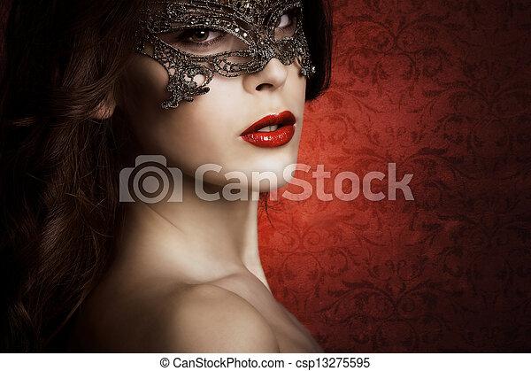 sensuale, bellezza - csp13275595