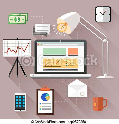 SEO optimization, programming process - csp25723501