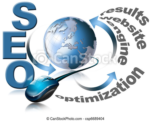 SEO - Search Engine Optimization - csp6689404