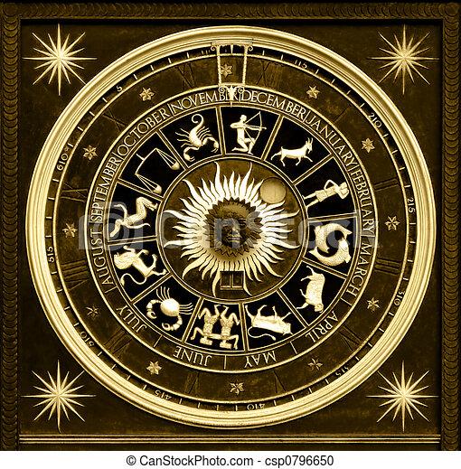 Zodiaco sephia - csp0796650