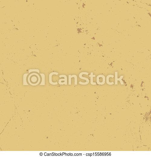 Sepia paper background - csp15586956