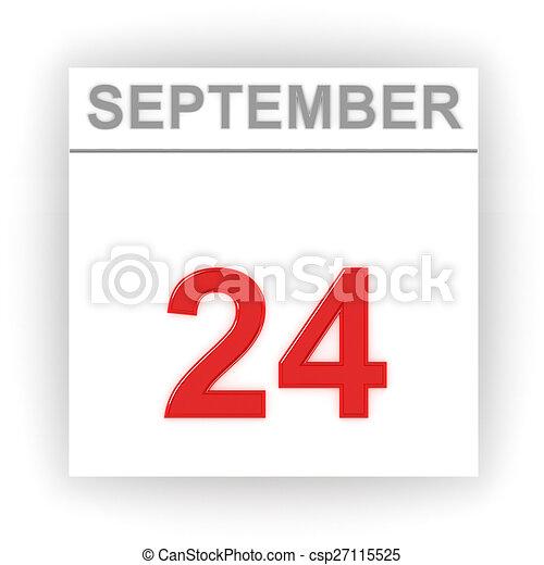 september 24 day