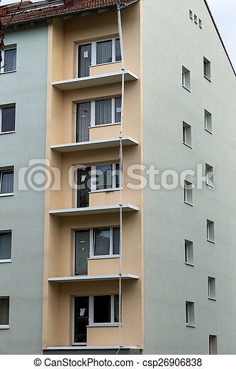 La casa está siendo renovada - csp26906838