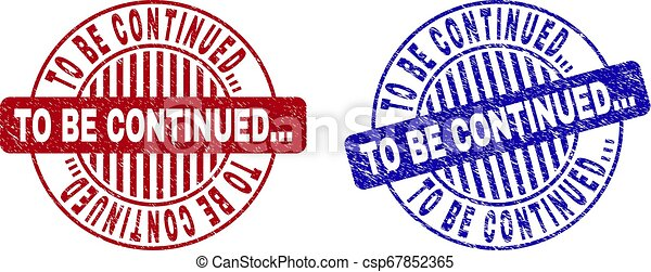 ser, grunge, selo, selos, continued..., textured, redondo - csp67852365