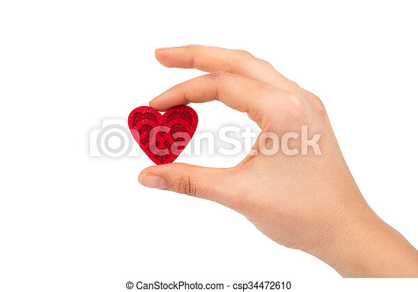 serce, siła robocza - csp34472610