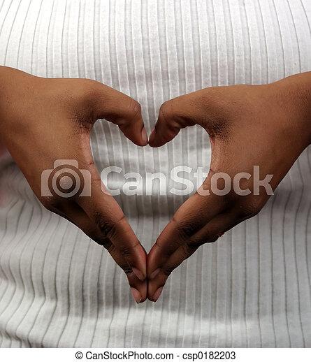 serce, siła robocza - csp0182203