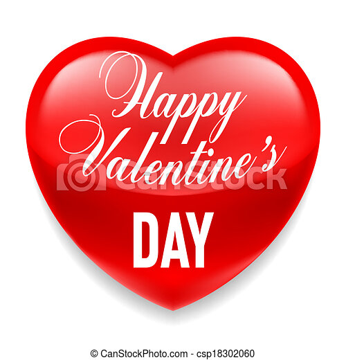 serce, valentine - csp18302060