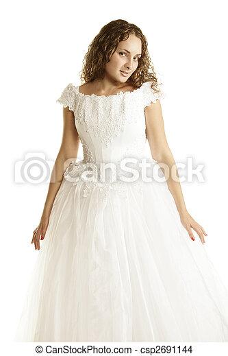Serene bride - csp2691144