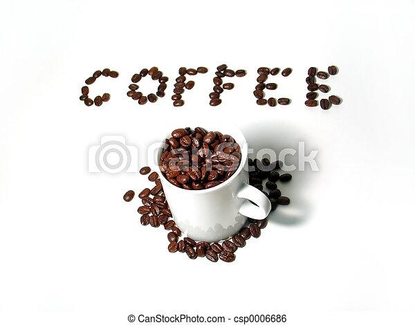 serie, caffè, 4 - csp0006686