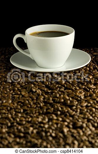 serie, caffè - csp8414104