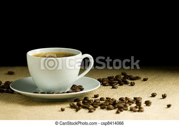 serie, caffè - csp8414066
