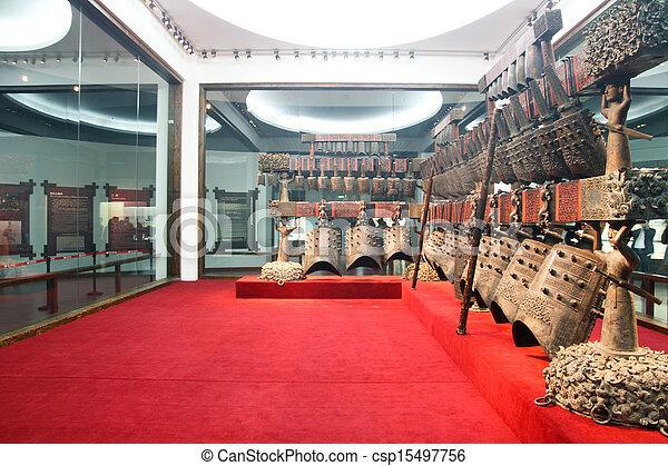 Serienmäßig serienmäßig klassisch chinesisches glocke yi ago