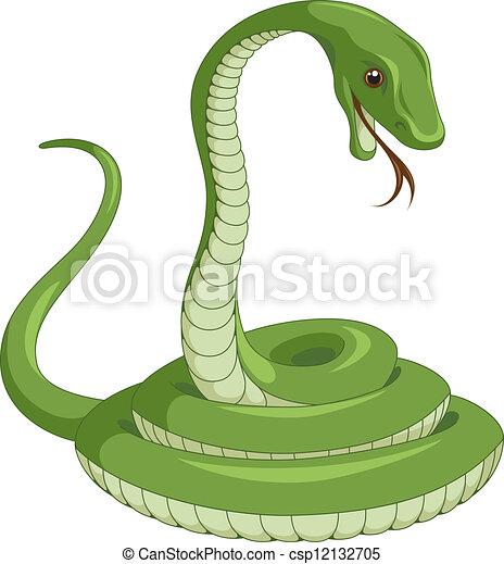 Serpiente - csp12132705