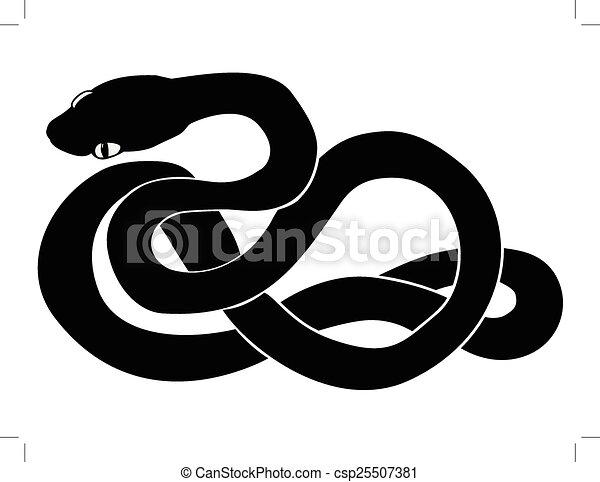 Serpiente - csp25507381