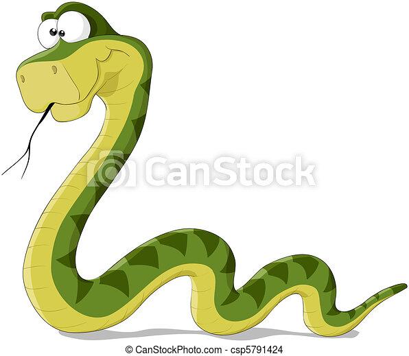 Serpiente - csp5791424
