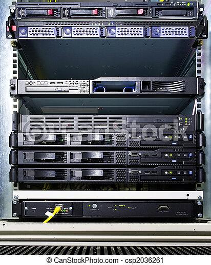 Server configuration - csp2036261