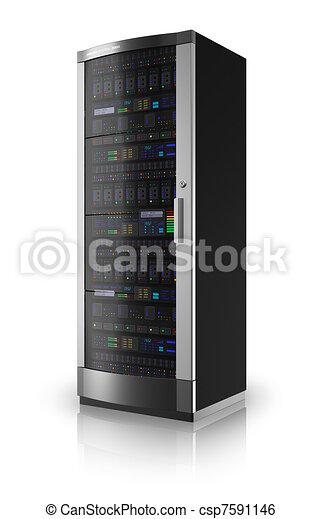 Server rack - csp7591146