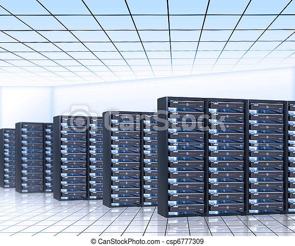 servers room - csp6777309