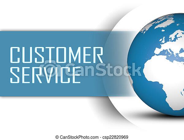 service clientèle - csp22820969