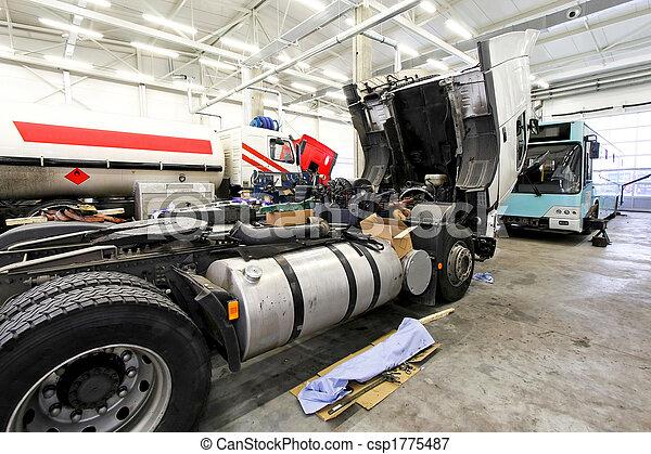 Atelier Reparation Car Mechanic