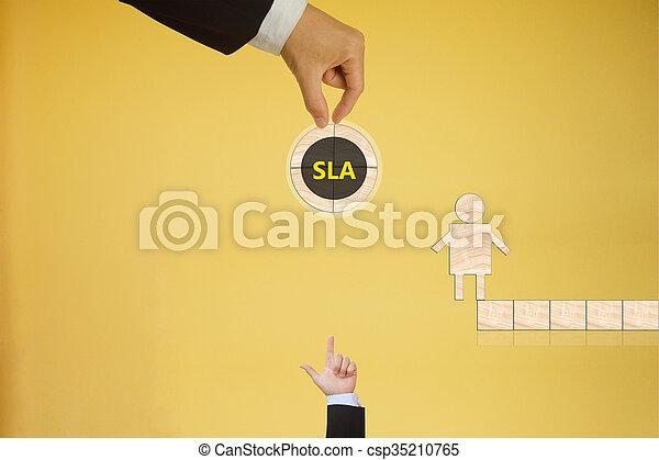 Service Level Agreement - csp35210765