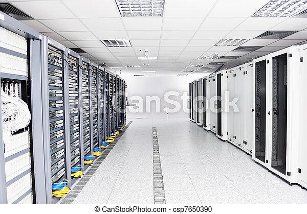 Sala de servidores - csp7650390