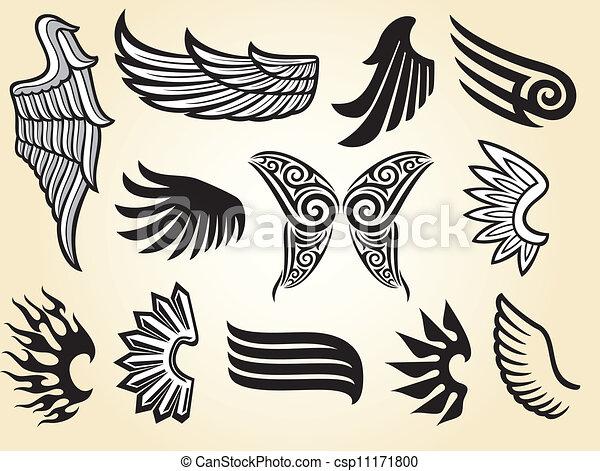 Recolección de alas - csp11171800