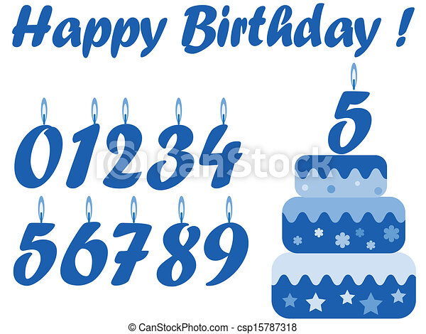 set., birthday - csp15787318