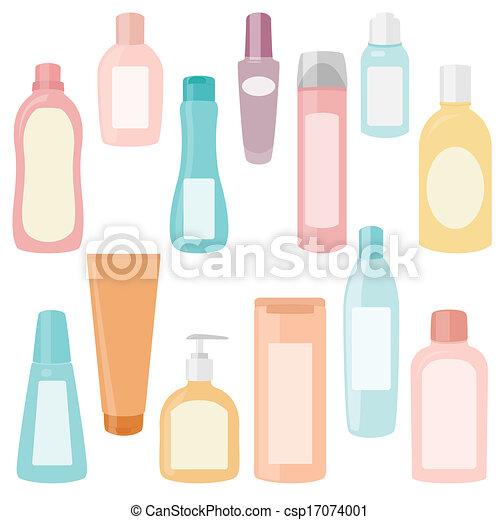set, cosmetica, contenitori - csp17074001
