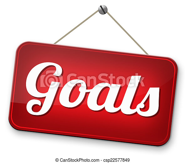 set goals - csp22577849