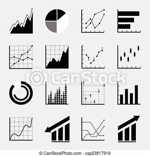 Set infographic. Icons. - csp23817919