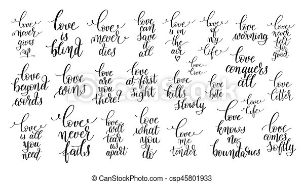 photo regarding Printable Positive Quotes known as mounted of 25 hand lettering certain prices concerning take pleasure in