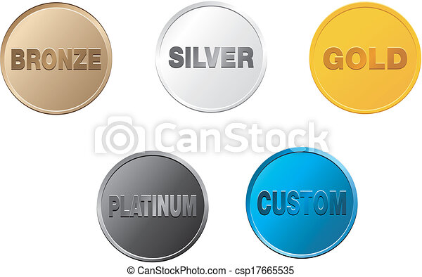 set of badge - csp17665535