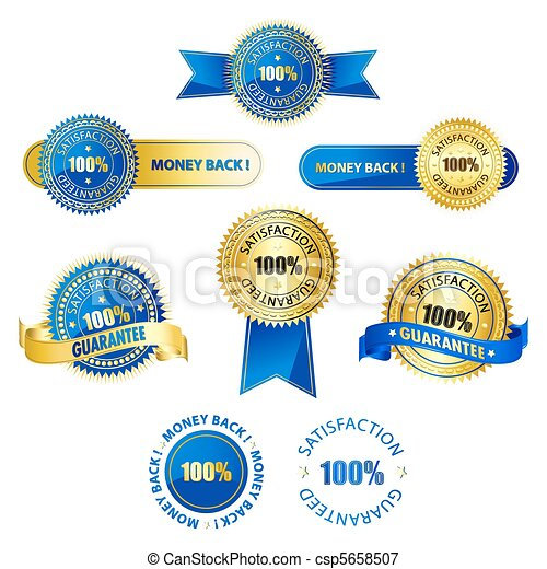 Set of Badges - csp5658507