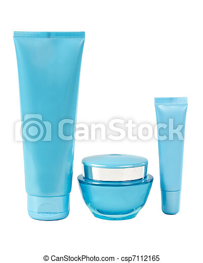 set of banks with cream - csp7112165