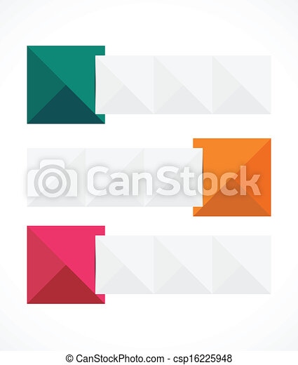 Set of banners - csp16225948