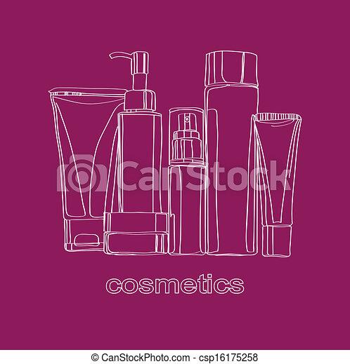 set of cosmetics - csp16175258