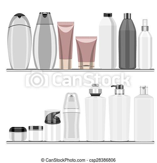 Set of cosmetics - csp28386806